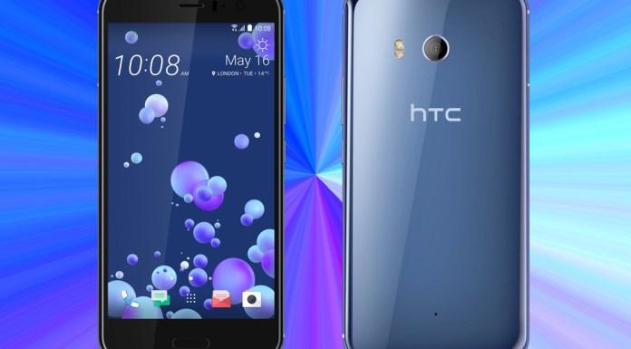 HTC U11 2017