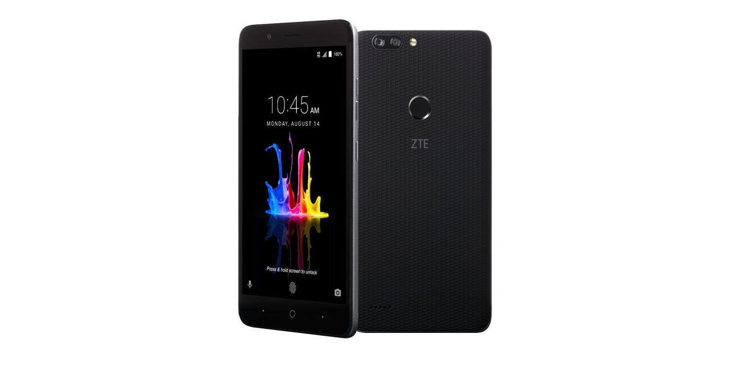 ZTE Blade Z Max; Dual Cameras, 4080mAh battery, Snapdragon 435 for ...