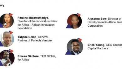 Africa Digital Entrepreneurship competition