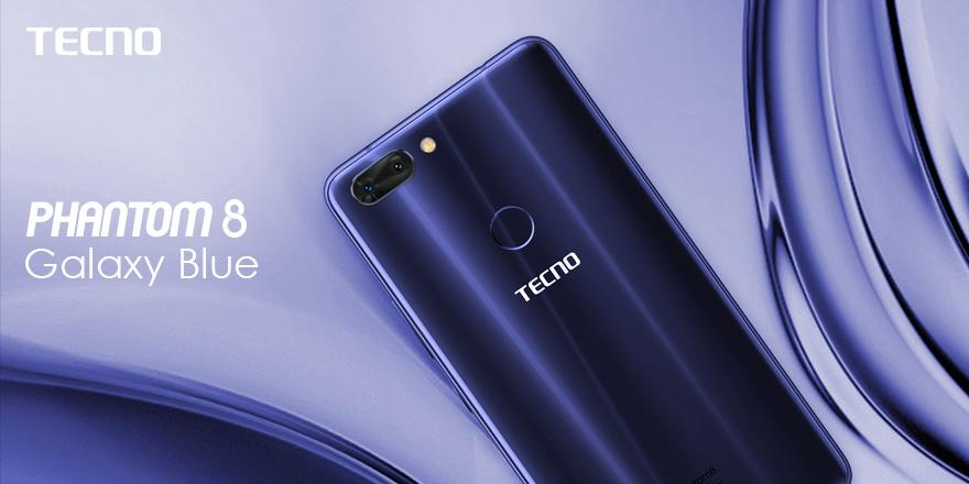 TECNO Phantom 8 Specifications and Price in Kenya