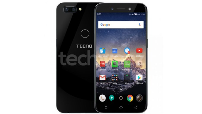 Phantom 8 TECNO