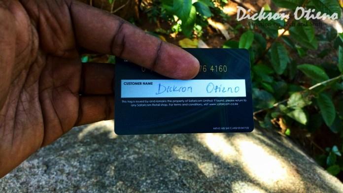 Safaricom 1Tap MPesa
