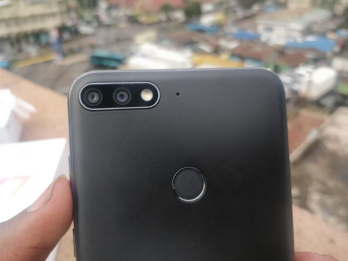 Kilimall and Huawei Y7 Prime