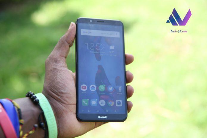 Huawei Y7 Prime 2018 Review: Best under 19k? | Techish Kenya