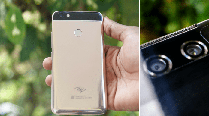 itel S32LTE Review
