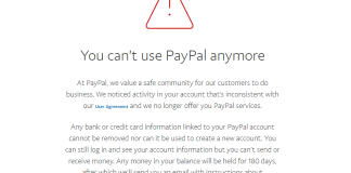 PayPal Blocks M-Pesa Linked Accounts Over Fraud