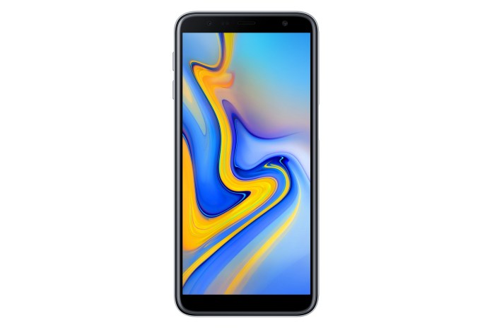Galaxy J6+ Front