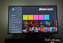 Showmax Android TV