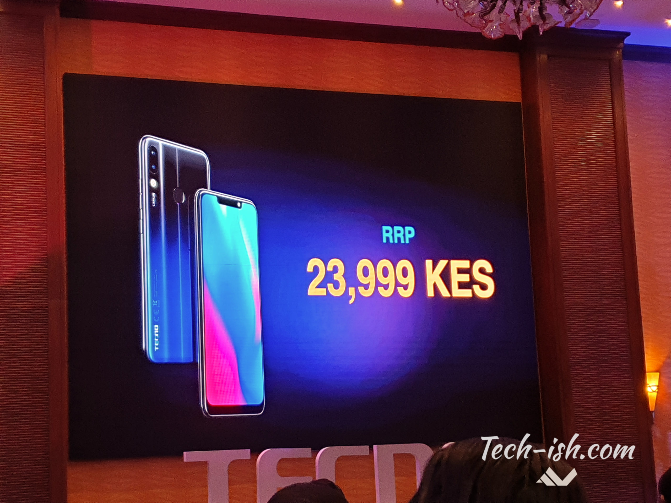 TECNO Camon 11 and Camon 11 Pro Officially launched in Kenya