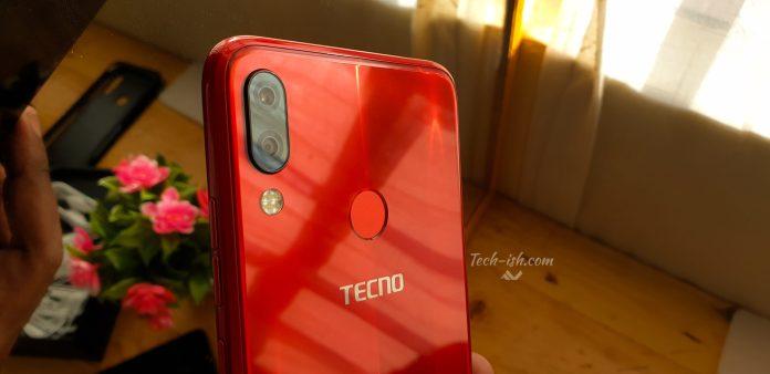 TECNO_Camon11_Unboxing