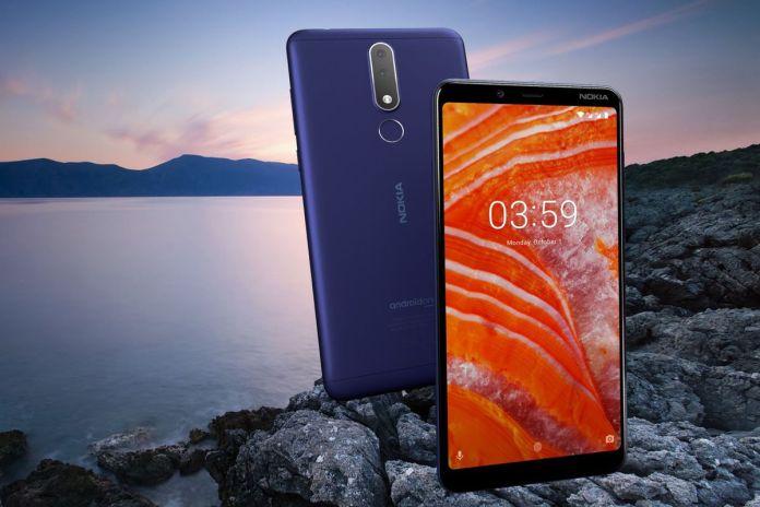 Nokia 3.1 Pus