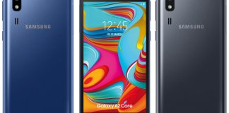 Samsung-Galaxy A2 Core Kenya