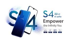 X626-Infinix S4 Kenya Launch
