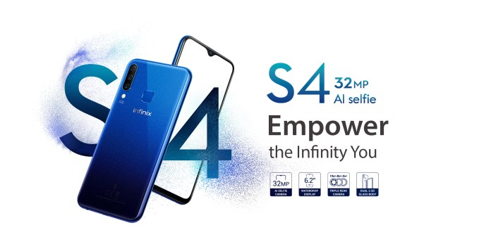 X626-Infinix S4 Kenya Launch