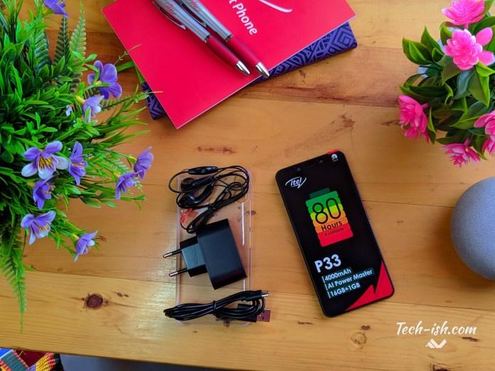 itel P33 Review