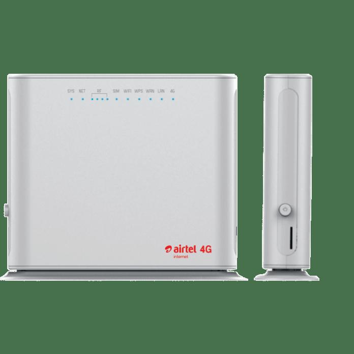 Airtel Kenya Smart Home 4G Mifi