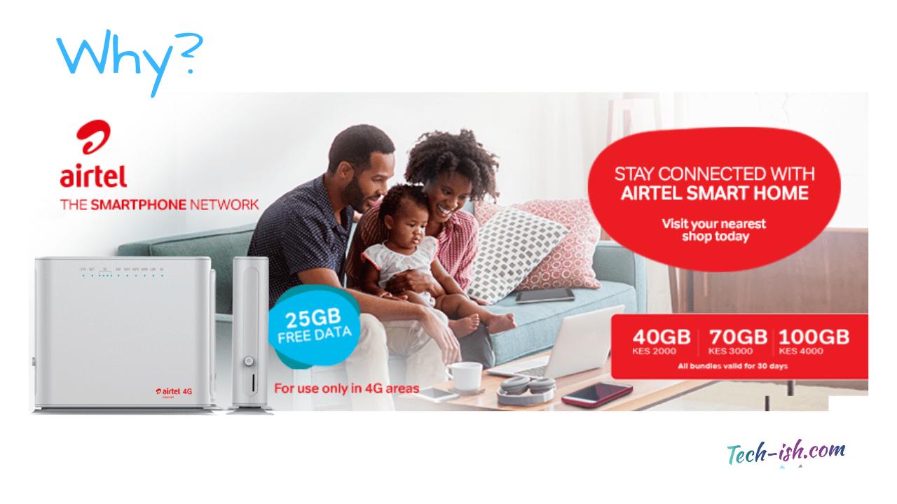 Airtel Kenya's