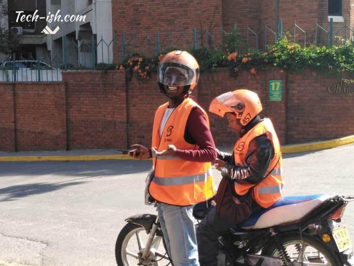 Safeboda Kenya Helmet