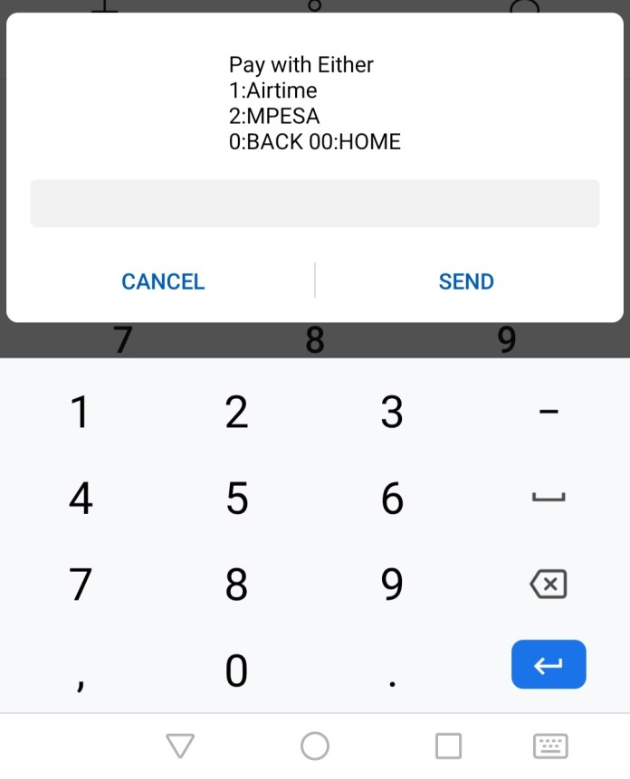 Safaricom removes the option to 'Buy with Bonga Points' temporarily after glitch had people getting free data