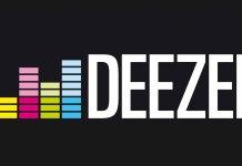 Deezer Dark Mode