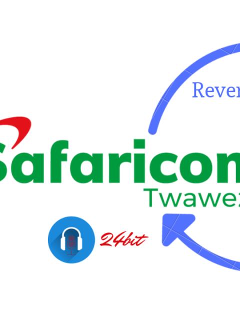 Safaricom Reverse Calling 24Bit