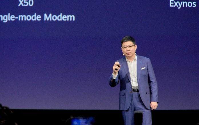 Huawei Kirin 990 5G Modem Chips