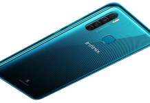 Infinix S5 Back Finish Kenya