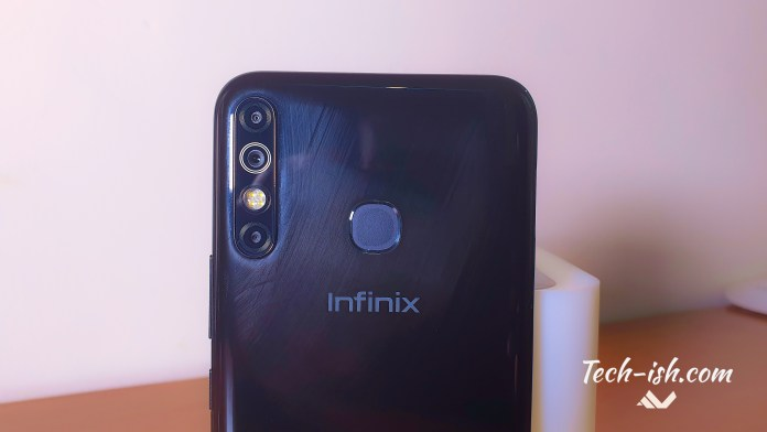 Infinix HOT 8 Review