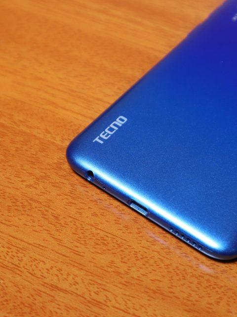 TECNO Spark 4 Unboxing