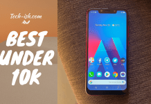 Best Phones in Kenya for less than KES. 10,000 in January 2020