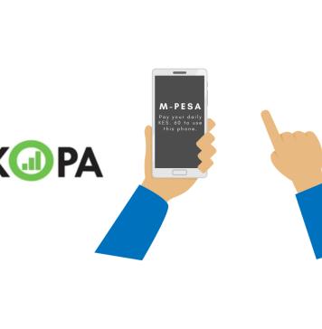 M-KOPA Phones in Kenya
