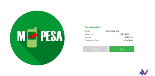 Safaricom M-PESA Privacy Kenya