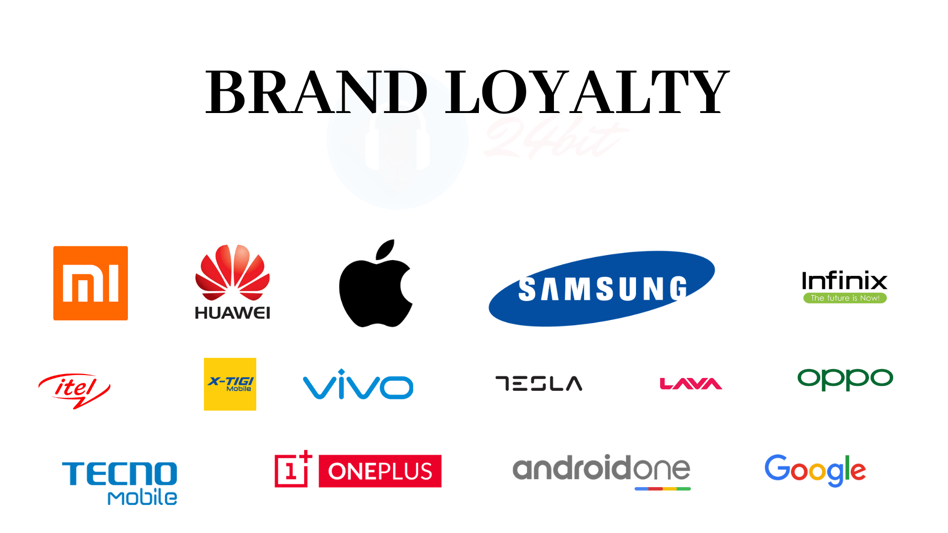 24Bit: Why are we very loyal to certain brands?