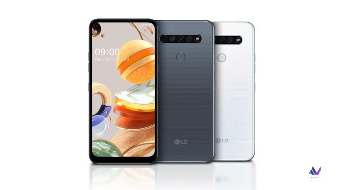 LG K61, K51S, and K41S bring four cameras to the mid-range