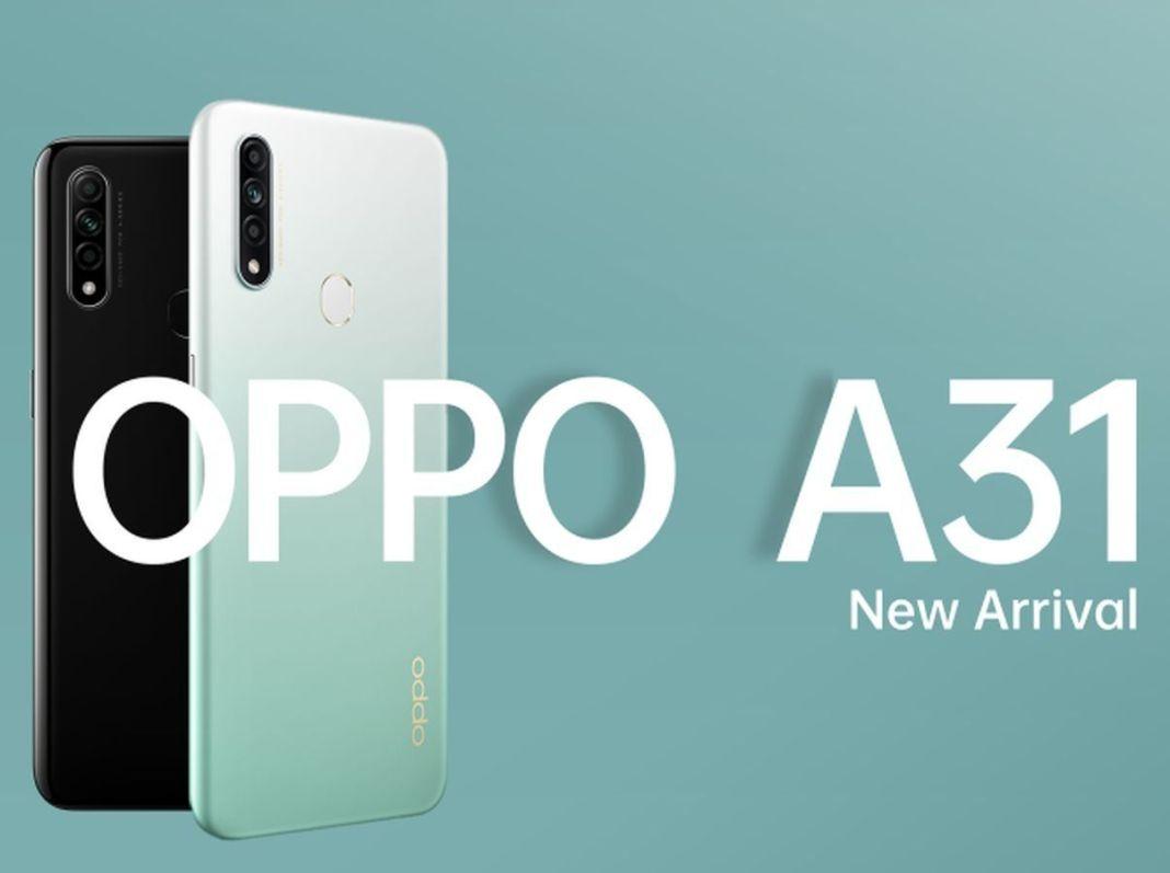 OPPO A31 Kenya