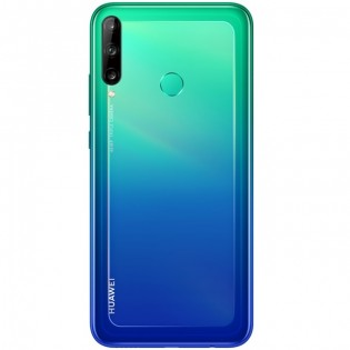 """Huawei Y7p is powered by the Kirin 710F SoC paired with 4GB RAM. It runs Android Pie-based EMUI 9.1 out of the box and comes with 64GB of storage onboard. There's also a microSD card slot, allowing storage expansion by up to 512GB.  The Y7p is built around a 6.39"""" HD+ LCD that has a punch hole in the top-left corner for the 8MP selfie camera. Around the back, you get a fingerprint reader and a triple camera setup, which is a combination of 48MP main, 8MP ultrawide and 2MP depth sensor units."""