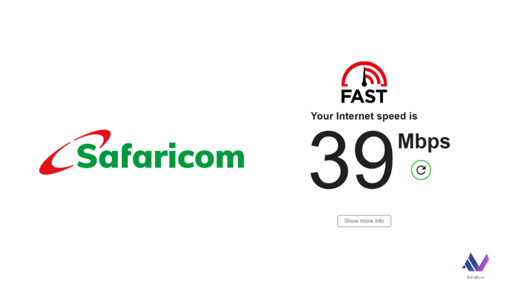 Safaricom Doubles Home Fibre Speeds to Encourage Working from Home