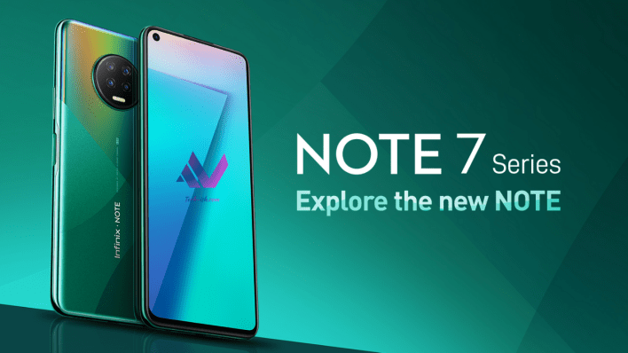 Infinix NOTE 7 Specifications and Price in Kenya