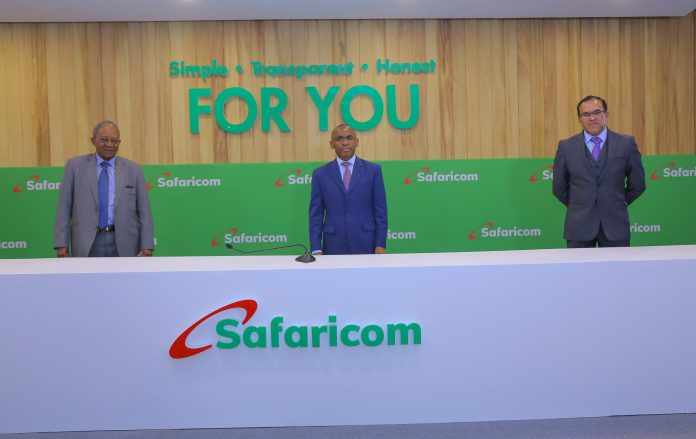 Safaricom 2020 Full Year Results