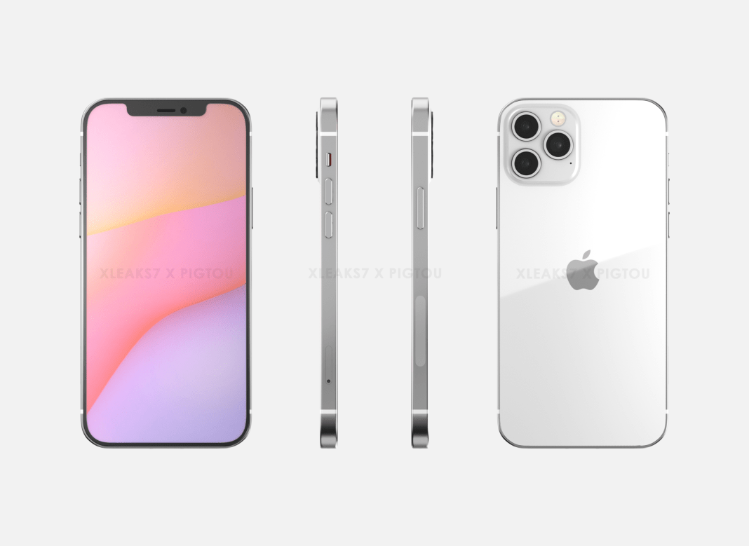 iPhone 12 6.1inch render