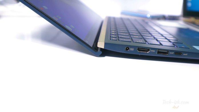 Asus Zenbook 14 (UX434F) 10th Gen Intel Processor, WiFi 6