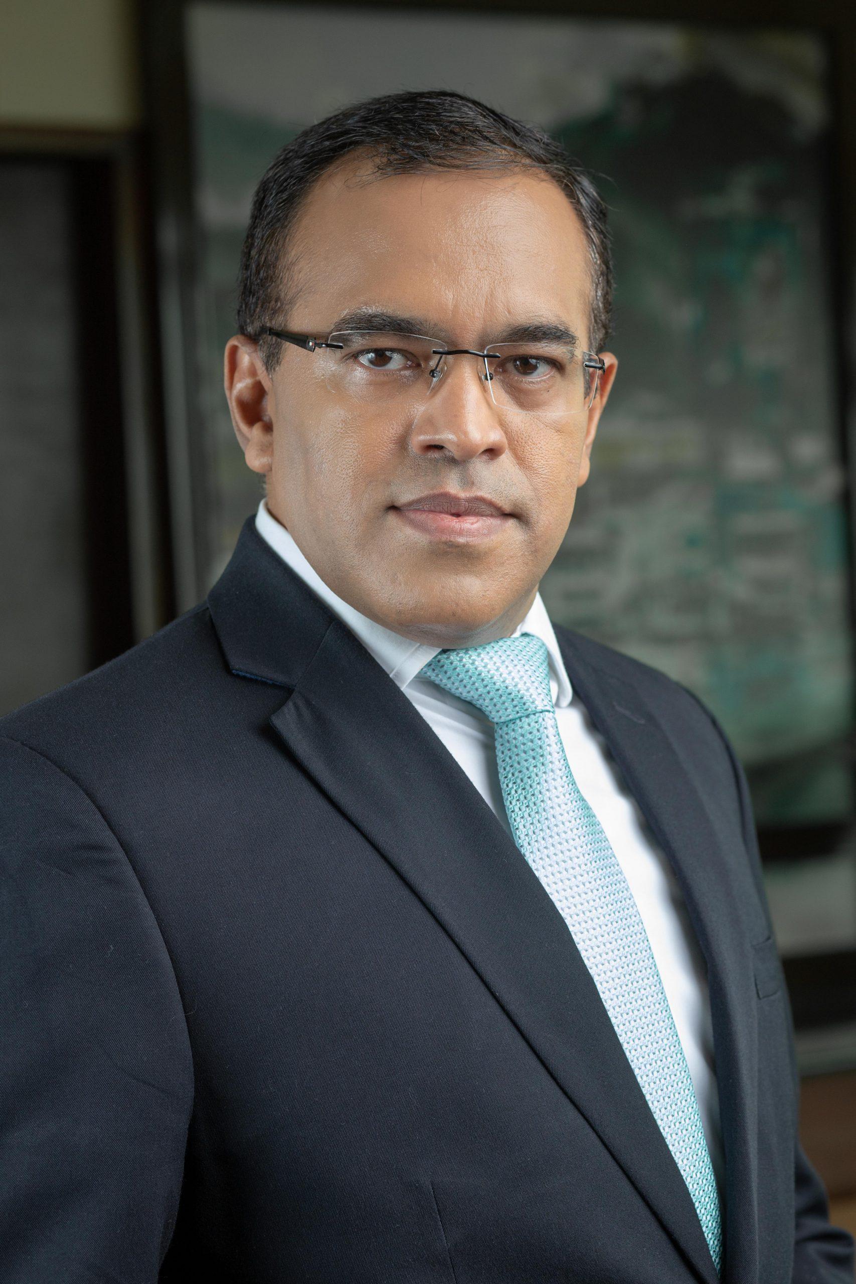 Safaricom CFO Sateesh Kamath appointed Vodafone Business CFO