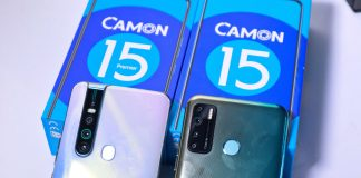 TECNO Camon 15 Camera Review
