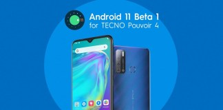 TECNO Pouvoir 4 is part of the Android 11 Beta Program. For those who have the Pouvoir 4, if you're interested in testing out Android 11 before everyone else, there's a guide by TECNO on their website on steps to follow.