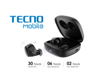 TECNO's first True Wireless Earbuds launched - HiPods H2