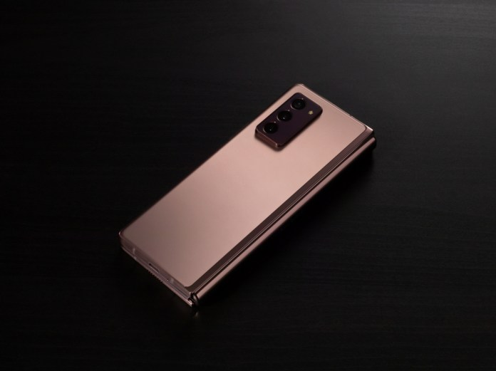 Galaxy Z Fold 2 Kenya Official