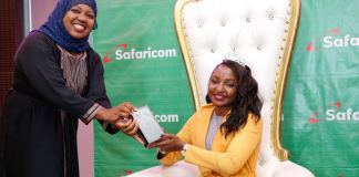 Elizabeth Mbugua from Ruiru accumulated 1,168,750 points to beat her closest competitors Victor Kimiyu and Kevin Ocharo