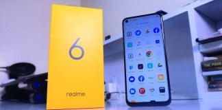 realme 6 now on sale in Kenya for KES. 29,999