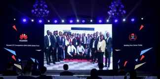 Students from Africa shine at Huawei's ICT Global Competition