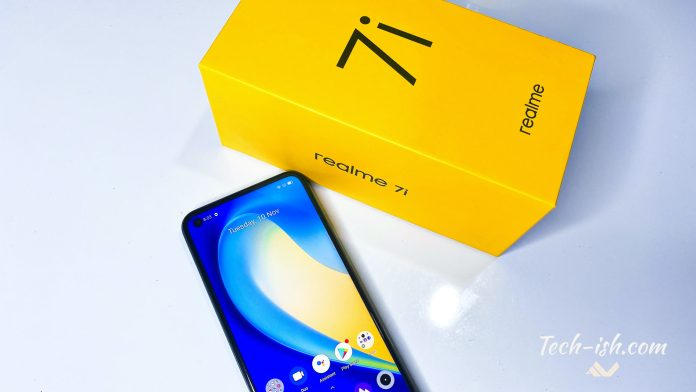 realme 7i and realme C12 officially launched in Kenya
